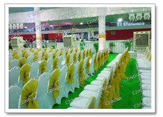 Function hall Cooler India
