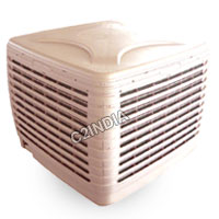 Ducting Evaporative Cooler